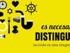 distinguir