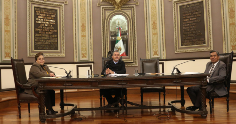 Presentan Ley de Procedimiento Contencioso Administrativo del Estado de Puebla