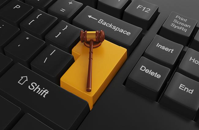 La tecnología derrumbo al derecho