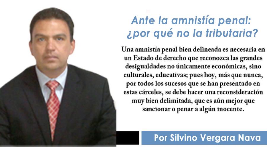 Ante la amnistía penal: ¿por qué no la tributaria?